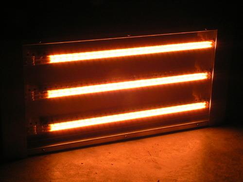 اثرات لامپ های برقی