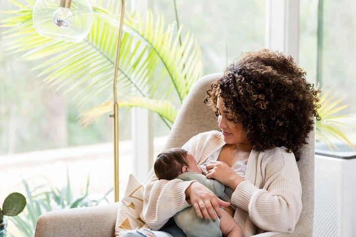 اولین لوازم مورد نیاز دوران شیردهی