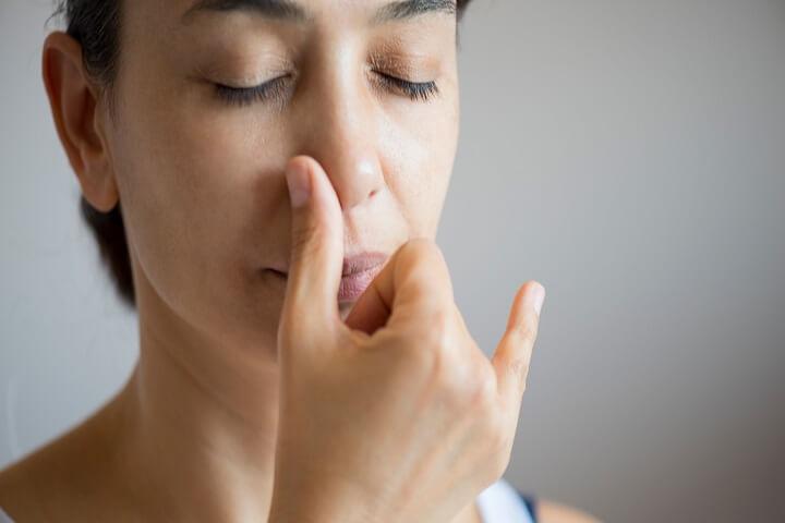 عوامل تاثیرگذار در از دست رفتن حس بویایی