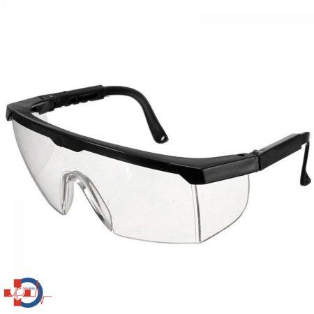 عینک محافظ آزمایشگاهی مدل استار
