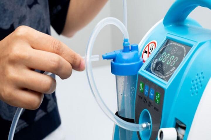 مراحل نصب دستگاه اکسیژن ساز