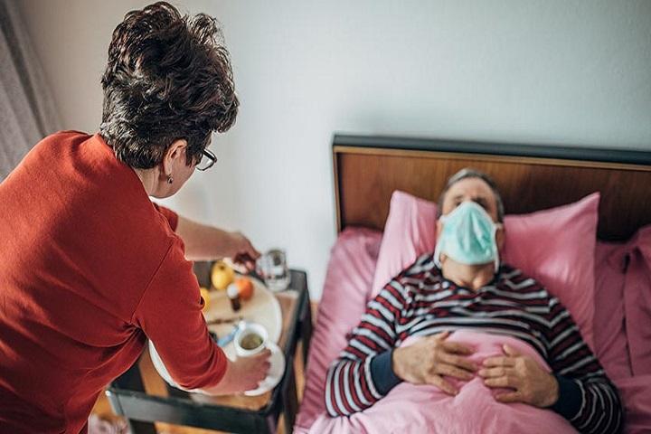 پنجمین نکته مراقبت از بیمار کرونایی در خانه