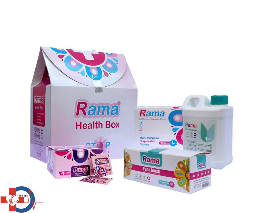پک بهداشتی کرونا راما