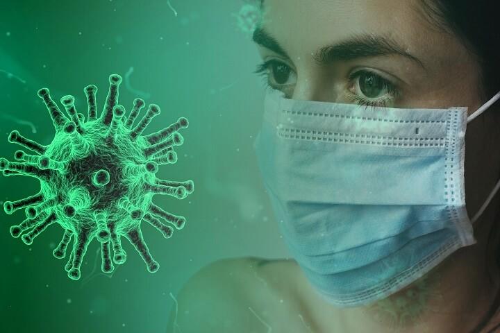 کرونا یک ویروس جهش یافته