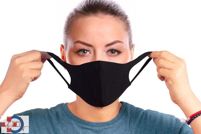 روش صحیح ماسک زدن