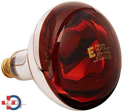 لامپ مادن قرمز