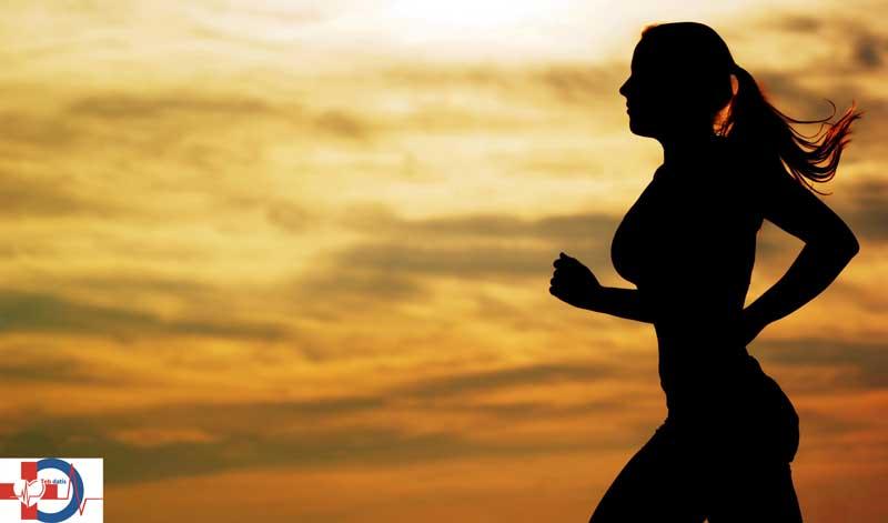 سلامتی بدن با ورزش