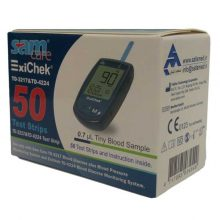 نوار تست قندخون اکسی چک EXICHEK TEST STRIP