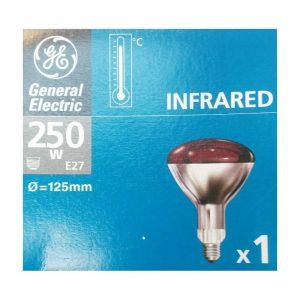 لامپ مادون قرمز 250 وات